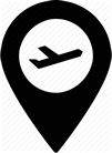 DID YOU KNOW? We do airport pick up & drop off from first flight to last flight