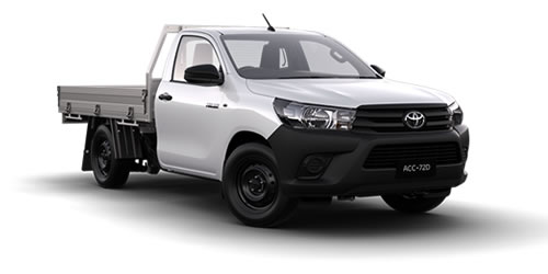where to rent a toyota hilux ute