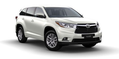 where to rent a toyota kluger