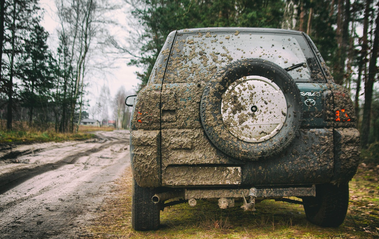 off road driving insurance voided